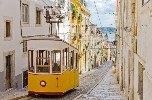 In Lissabon wächst das Angebot für Online-Unternehmer sehr schnell. (Bild: Martin Lehmann – shutterstock.com)