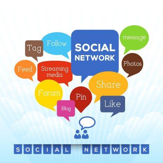 Soziale Netzwerke sind ebenfalls eine Möglichkeit, an Aufträge zu kommen. (Bild: © Kraphix - shutterstock.com)