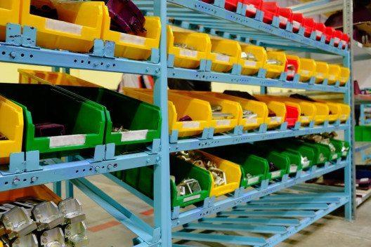 Die Lagerreichweite gibt Auskunft über die Versorgungssicherheit mit Lagermaterialien. (Bild: © Vereshchagin Dmitry - shutterstock.com)