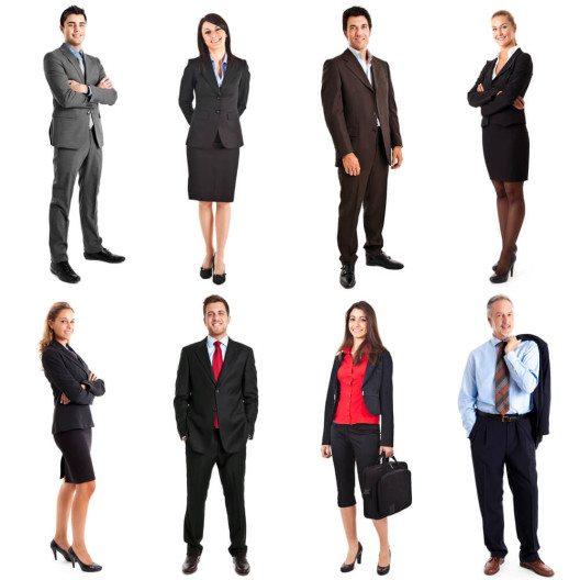 Für Verkäufer spielt auch das Äussere eine entscheidende Rolle. (Bild: © Minerva Studio - shutterstock.com)1