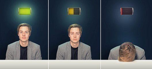 Warum haben manche Menschen viel Energie und manche weniger? (Bild: © lassedesignen - shutterstock.com)