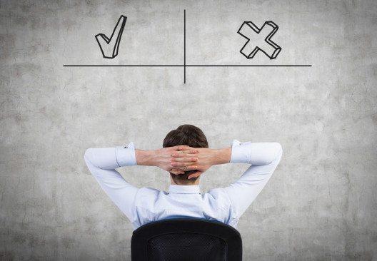 Eine To-nicht-Do Liste ist genauso wichtig wie eine To-Do Liste. (Bild: Ismagilov / Shutterstock.com)