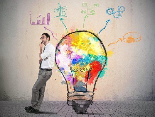 Kreativität ist nicht das Sahnehäubchen auf einer problembefreiten Welt, sondern der Weg dorthin. (Bild: © alphaspirit - shutterstock.com)