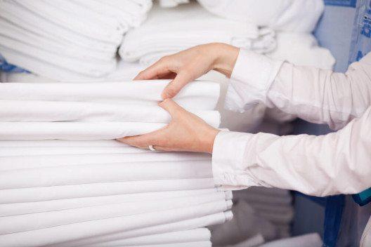 Wäscherei Bodensee AG - führender Spezialist für Mietwäsche und Textil-Logistik. (Bild: © racorn - shutterstock.com)