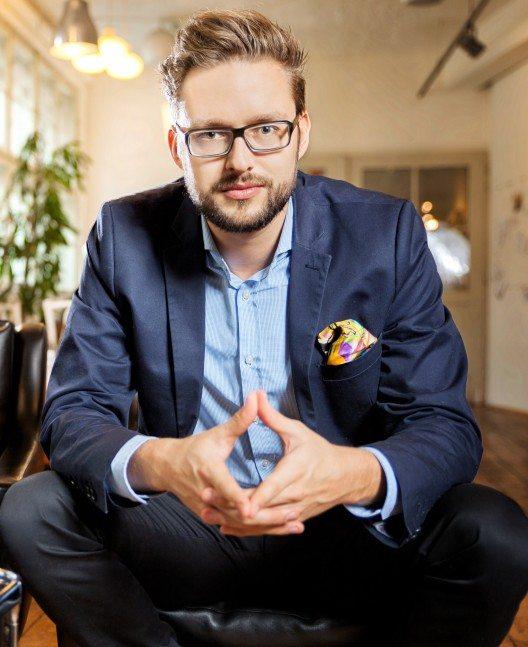 Arnim Wahls, CEO von firstbird (Bild: © firstbird / David Faber)