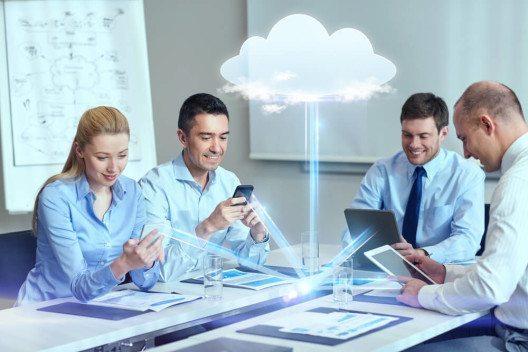Cloud Computing fand in den letzten Jahren raschen Einzug in die Unternehmen. (Bild: © Syda Productions - shutterstock.com)