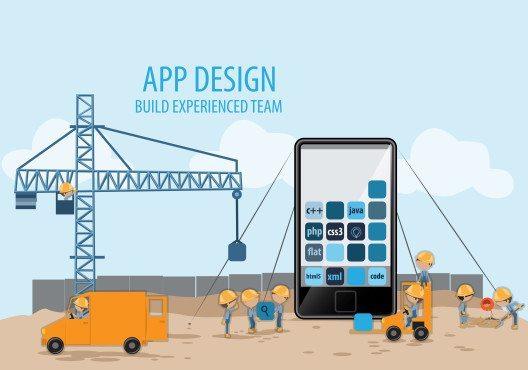 Apps als Beschleuniger des digitalen Wandels. (Bild: © Smart Design – Shutterstock.com)
