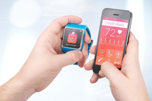 Immer mehr Gesundheits-Apps gibt es auf dem Markt. (Bild: © Alexey Boldin – Shutterstock.com)