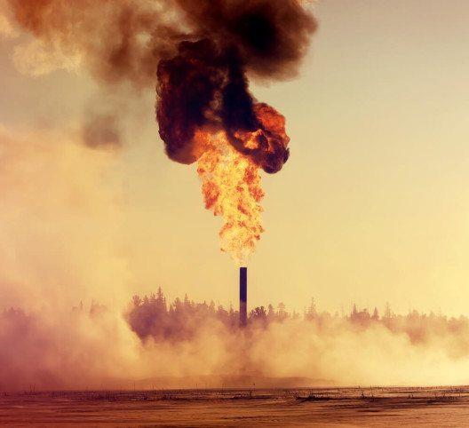 Methan könnte in Zukunft umgewandelt anstatt verbrannt werden. (Bild: © Leonid Ikan - Shutterstock.com)