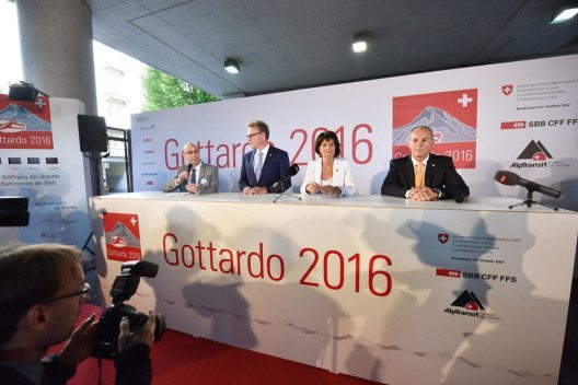 Medienkonferenz (Bild: SBB AG)