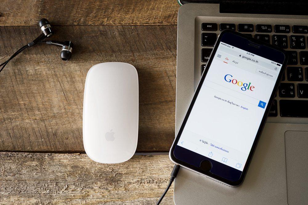 Apple dicht hinter Google (Bild: © Prathan Chorruangsak - shutterstock.com)