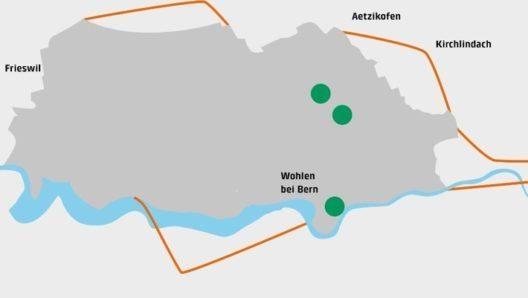 Messung der netzqualitaet BKW startet in wohlen innovatives pilotprojekt (Grafik: © BKW Energie AG)