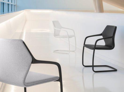 Freischwinger ray von Brunner (© Brunner GmbH)