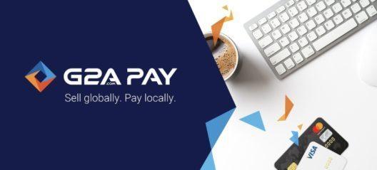G2A Pay Logo (Bild: © PRNewsFoto/G2A.COM)