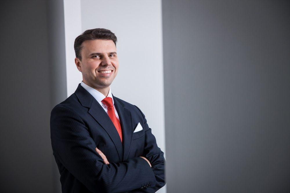 Oliver Bendig, CEO Matrix42