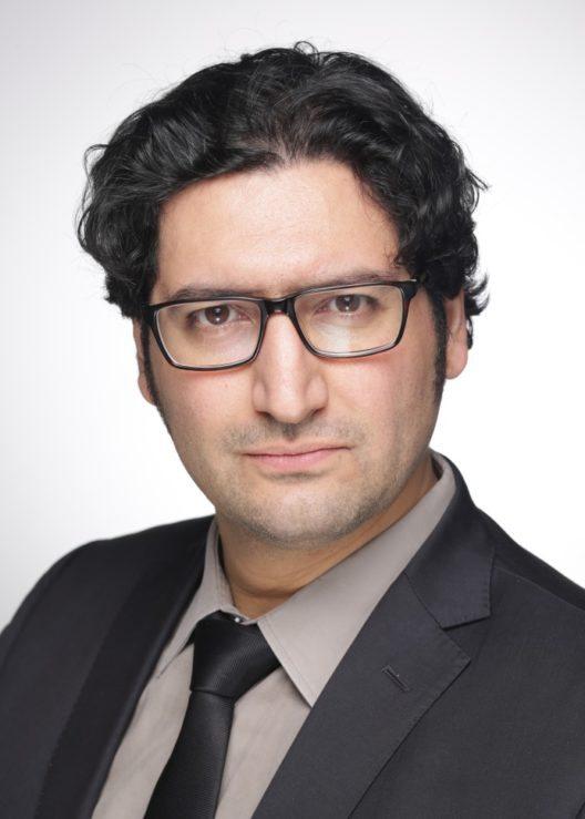 Pascal Lauria, Gründer des Start-ups Cogia