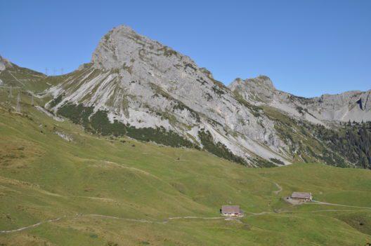Die Fluonalp ist ein Wanderparadies. (Bild: Volker Rauch - shutterstock.com)