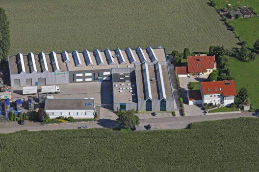 Luftaufnahme 2010