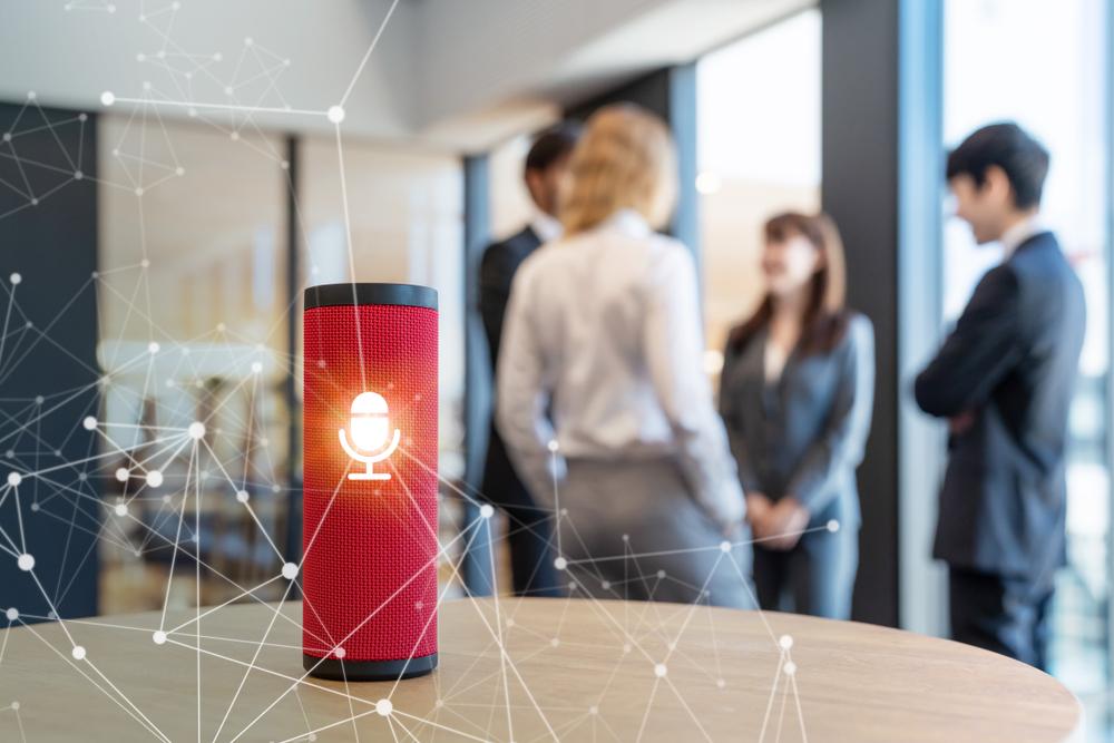 AI-Sprecher
